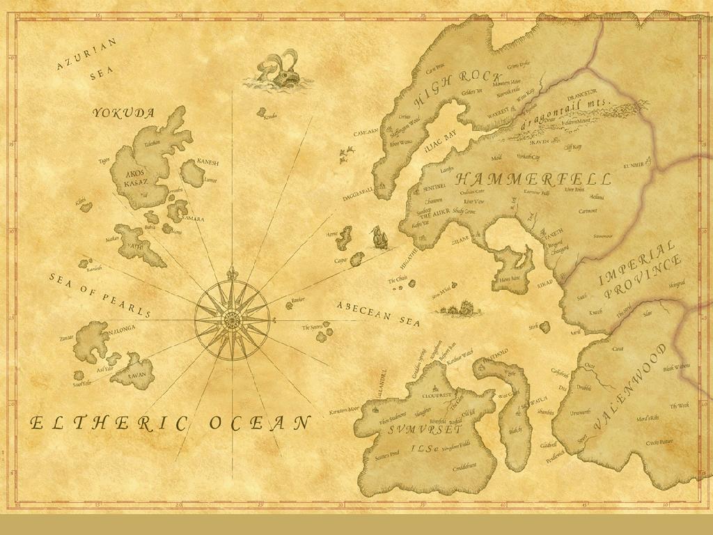 The next Chapter, Going West? — Elder Scrolls Online