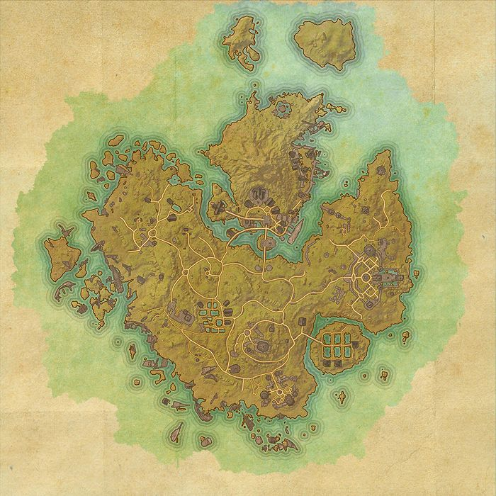 A map of Khenarthi's Roost