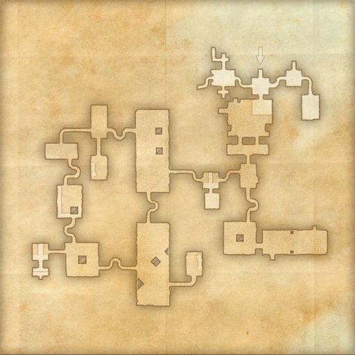 A map of Harena Hypogeum