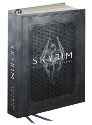 BK-cover-Skyrim Official Game Guide Legendary Edition.png